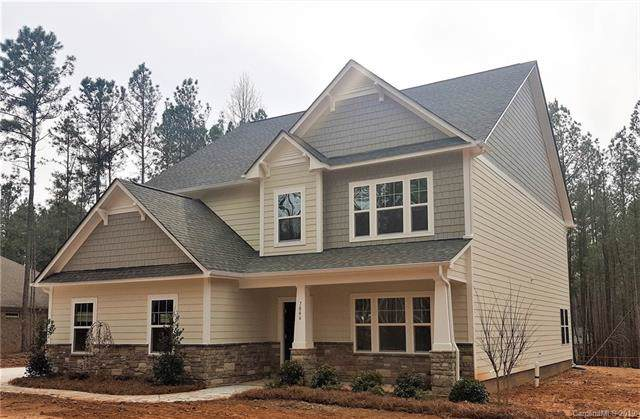 126 Brawley Woods Lane, Mooresville, NC 28115 (#3568525) :: MartinGroup Properties