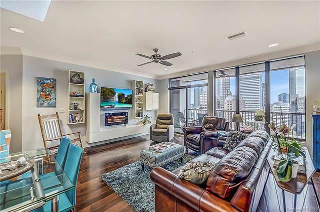 222 S Caldwell Street #1905, Charlotte, NC 28202 (#3568528) :: High Performance Real Estate Advisors