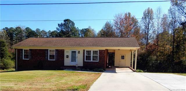 839 Oak Street 9 & 13, Troy, NC 27371 (#3568554) :: Carolina Real Estate Experts