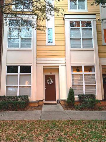 2125 Southend Drive #136, Charlotte, NC 28203 (#3568558) :: Carlyle Properties