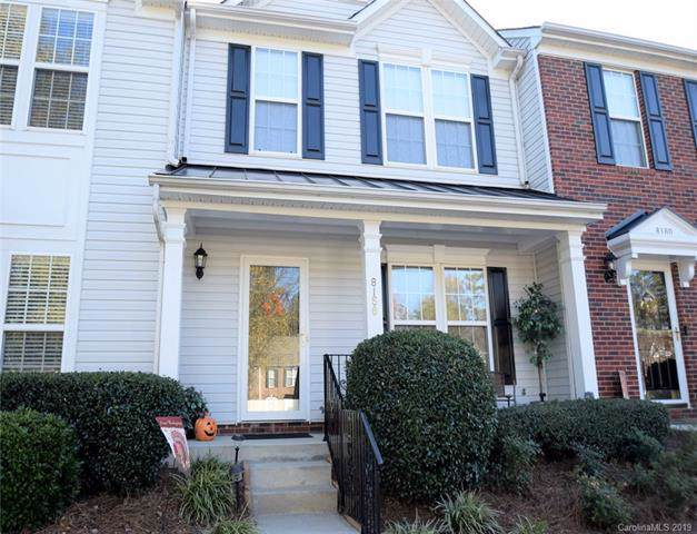 8156 Sapwood Court, Matthews, NC 28104 (#3568604) :: Team Honeycutt
