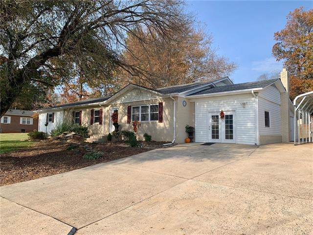 360 Nc Hwy 127, Taylorsville, NC 28681 (#3568700) :: High Performance Real Estate Advisors