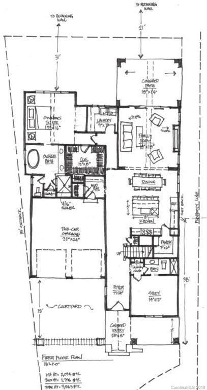 5140 Colony Road Lot 1, Charlotte, NC 28226 (#3568737) :: Carver Pressley, REALTORS®