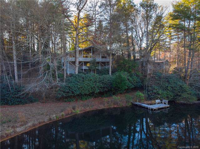 765 Shelton Road, Lake Toxaway, NC 28747 (#3568774) :: Keller Williams Professionals