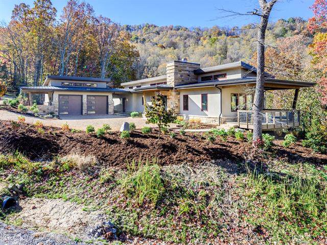 121 High Hickory Trail, Swannanoa, NC 28778 (#3568799) :: Keller Williams Professionals