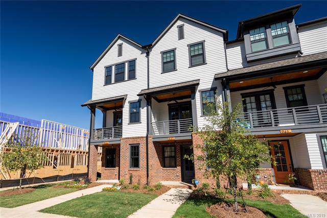 925 E 36th Street #6, Charlotte, NC 28205 (#3568938) :: Carlyle Properties