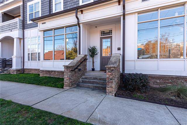 301 Tremont Avenue D, Charlotte, NC 28203 (#3568941) :: LePage Johnson Realty Group, LLC