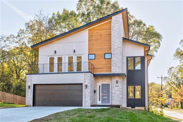 800 Woodside Avenue, Charlotte, NC 28205 (#3568957) :: LePage Johnson Realty Group, LLC