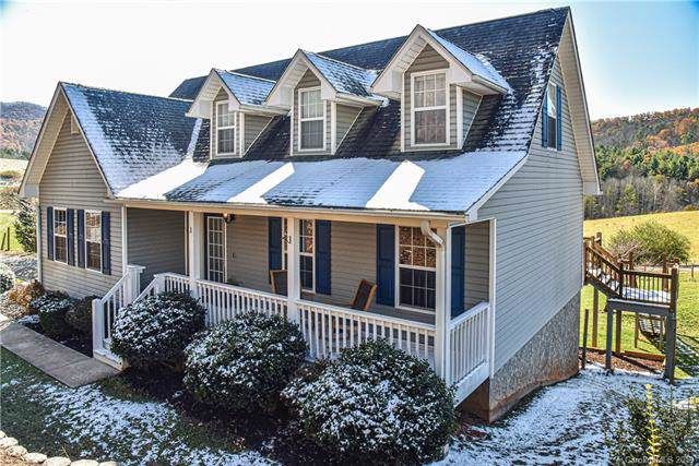 117 Pleasant Grove Road, Weaverville, NC 28787 (#3568965) :: Carolina Real Estate Experts