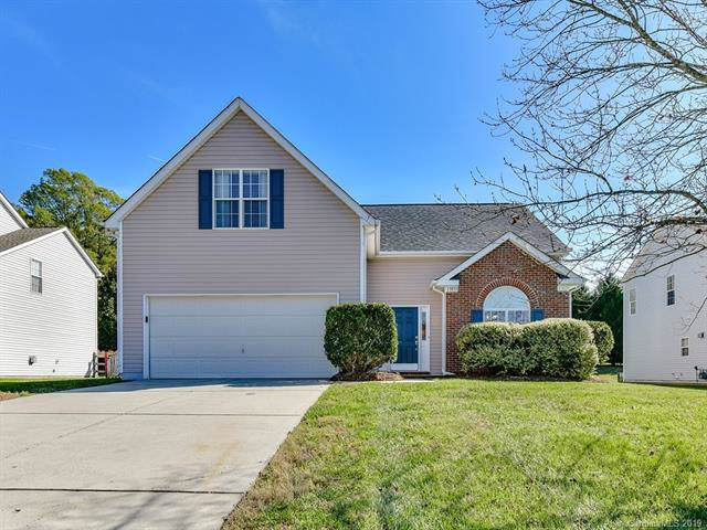 13033 Greencreek Drive, Charlotte, NC 28273 (#3568970) :: High Performance Real Estate Advisors