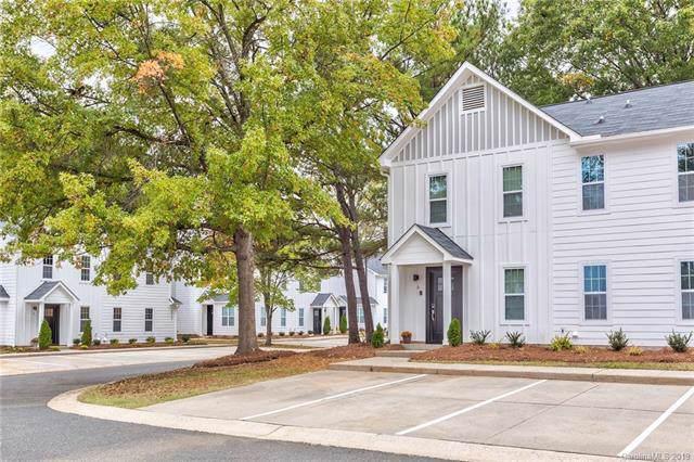 1503 Briar Creek Road 14B, Charlotte, NC 28205 (#3568972) :: Rinehart Realty
