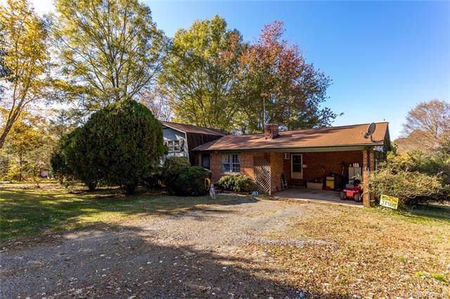 8865 Unity Church Road #0, Mooresville, NC 28115 (#3569002) :: Roby Realty