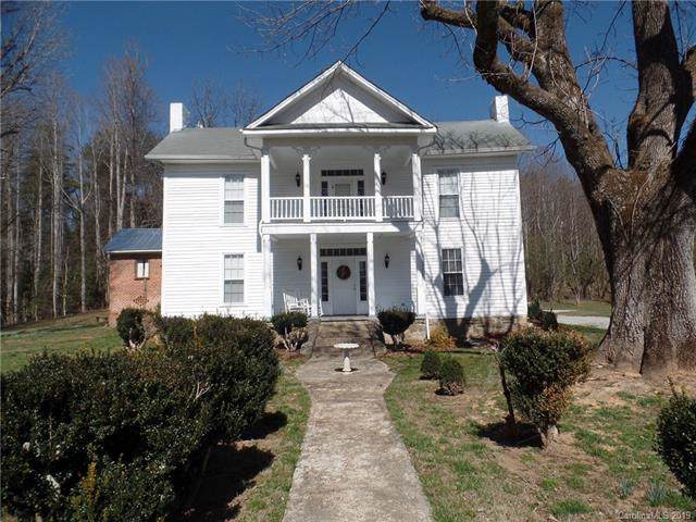 842 Major Conley Road, Marion, NC 28752 (#3569012) :: Carlyle Properties