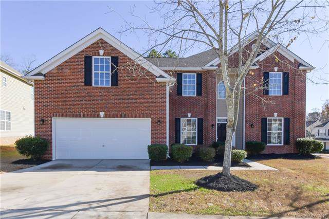 3011 Blessing Drive, Indian Trail, NC 28079 (#3569067) :: Stephen Cooley Real Estate Group