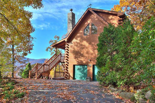 581 Tsalagi Trail, Maggie Valley, NC 28786 (#3569094) :: Carlyle Properties