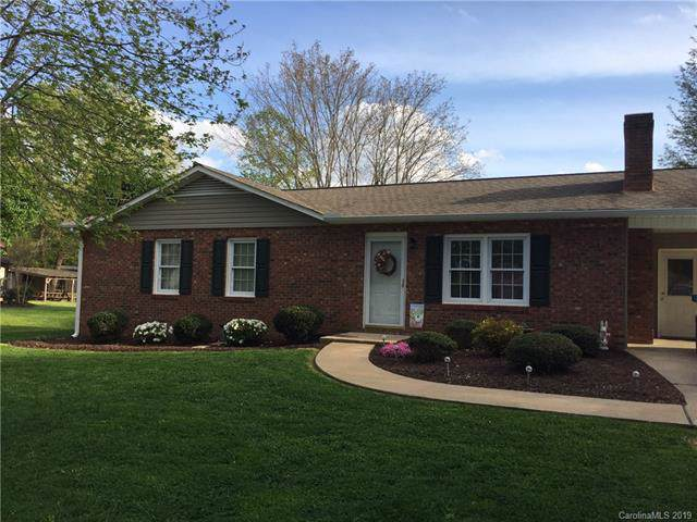 181 Sunset Drive 18A, Rutherfordton, NC 28139 (#3569095) :: The Andy Bovender Team