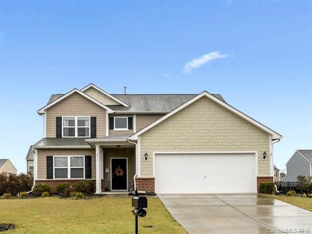 2015 Houndscroft Road, Indian Trail, NC 28079 (#3569102) :: Charlotte Home Experts
