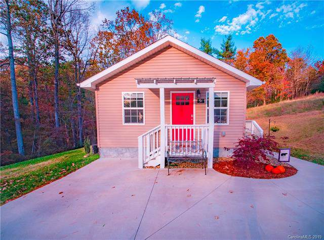 60 & 54 Thad Johnson Road, Saluda, NC 28773 (#3569122) :: SearchCharlotte.com