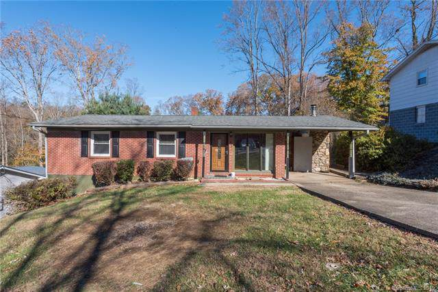 25 Tanglewood Drive, Asheville, NC 28806 (#3569146) :: Besecker Homes Team