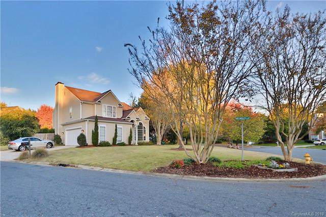 11206 Longhedge Lane, Charlotte, NC 28273 (#3569172) :: Odell Realty