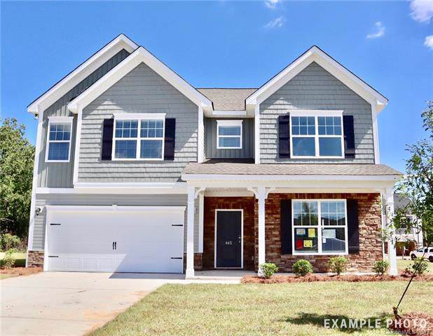 113 Butler Drive #2, Mooresville, NC 28115 (#3569207) :: MartinGroup Properties