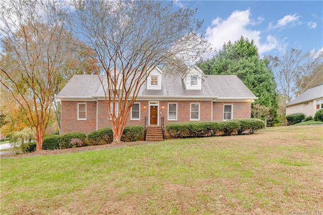 685 Beacon Knoll Lane, Fort Mill, SC 29708 (#3569223) :: Caulder Realty and Land Co.