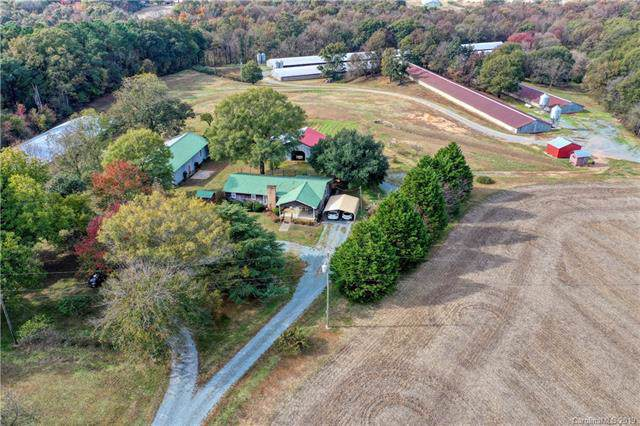 2921 Bert Williams Road, Monroe, NC 28110 (#3569233) :: LePage Johnson Realty Group, LLC
