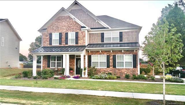 9115 Rayneridge Drive, Huntersville, NC 28078 (#3569241) :: Cloninger Properties
