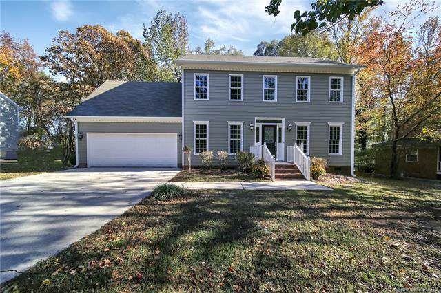 3062 Hitching Post Lane, Rock Hill, SC 29732 (#3569278) :: Carver Pressley, REALTORS®