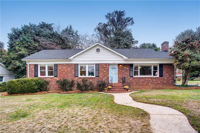 1121 Barkley Road, Charlotte, NC 28209 (#3569304) :: High Performance Real Estate Advisors