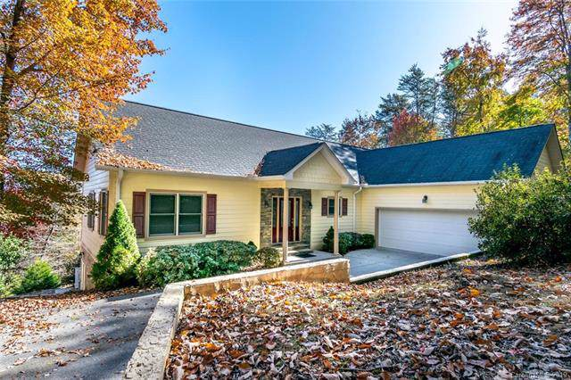 170 Towhee Trail, Tryon, NC 28782 (#3569306) :: Keller Williams Professionals