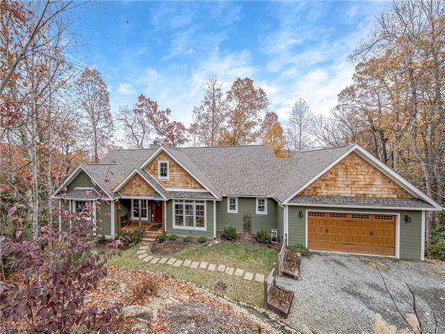 221 Double Ridge Road, Pisgah Forest, NC 28768 (#3569329) :: Rinehart Realty