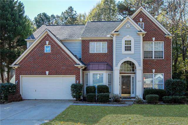 1210 Country Place Drive, Matthews, NC 28105 (#3569331) :: SearchCharlotte.com