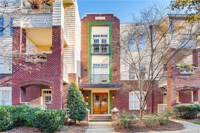 518 Clarice Avenue #208, Charlotte, NC 28204 (#3569341) :: High Performance Real Estate Advisors