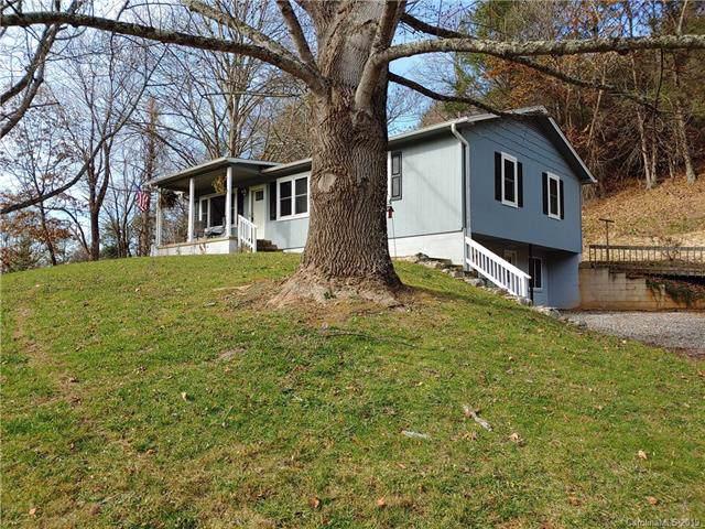 192 Blackberry Inn Road, Weaverville, NC 28787 (#3569342) :: Francis Real Estate
