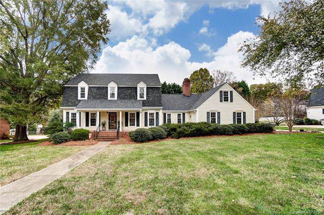 3524 Country Club Drive, Gastonia, NC 28056 (#3569344) :: Besecker Homes Team