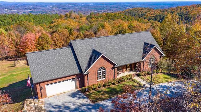 654 Barrett Ridge Lane, Taylorsville, NC 28681 (#3569361) :: The Sarver Group