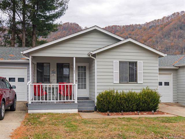 103 Market Street #217, Maggie Valley, NC 28751 (#3569371) :: Robert Greene Real Estate, Inc.