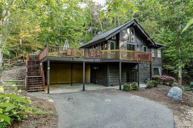 145 Lur Akers, Lake Lure, NC 28746 (#3569395) :: LePage Johnson Realty Group, LLC