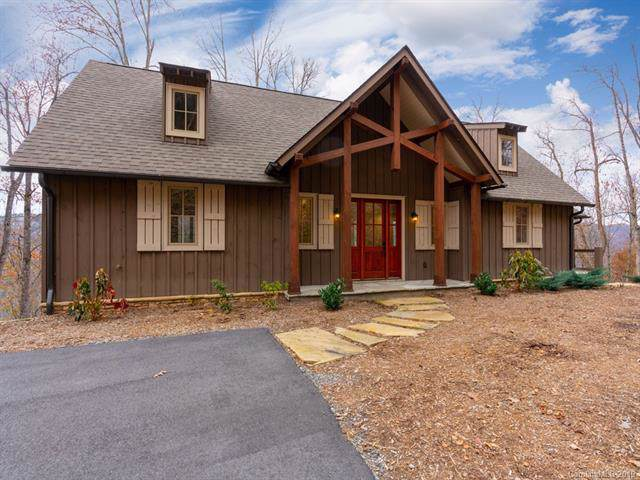 351 Juneberry Lane, Tuckasegee, NC 28783 (#3569459) :: The Sarver Group
