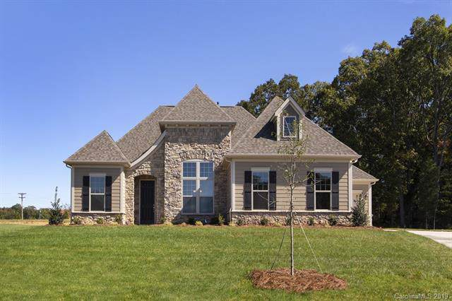 207 Hollyhock Drive #30, Weddington, NC 28104 (#3569484) :: Zanthia Hastings Team