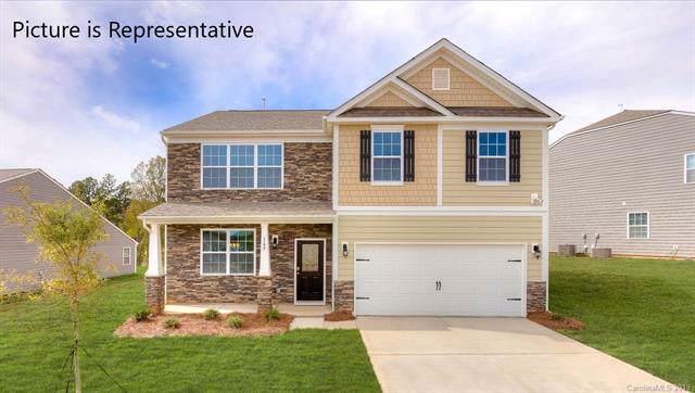 2113 Highland Knoll Drive #019, Charlotte, NC 28269 (#3569504) :: Besecker Homes Team