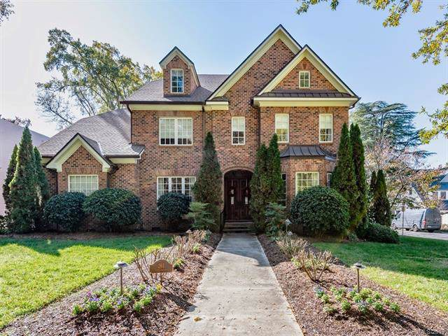 261 Ridgewood Avenue, Charlotte, NC 28209 (#3569512) :: Stephen Cooley Real Estate Group