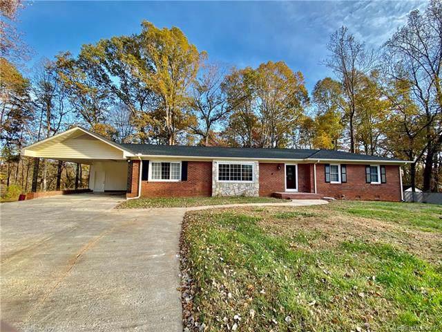 455 Kings Drive, Salisbury, NC 28144 (#3569535) :: Odell Realty