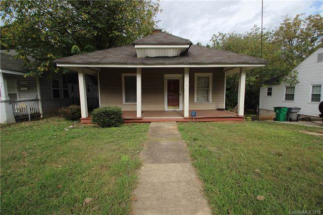 1544 Merriman Avenue, Charlotte, NC 28203 (#3569580) :: Carlyle Properties