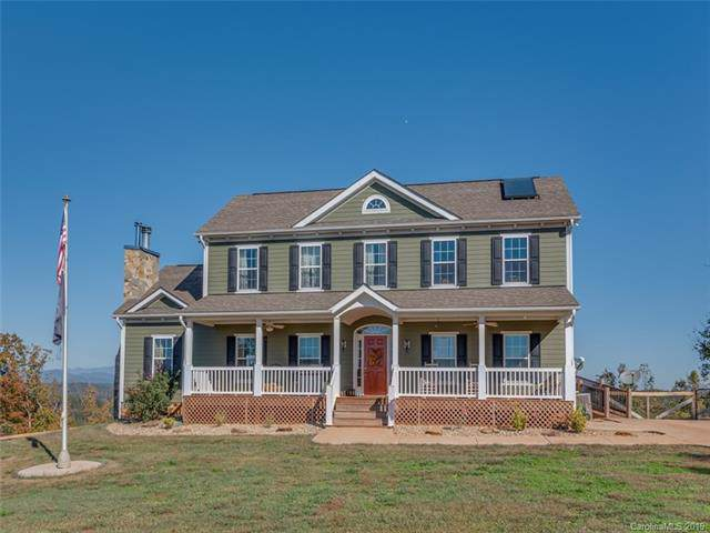 1511 Manus Chapel Road, Mill Spring, NC 28756 (#3569586) :: Stephen Cooley Real Estate Group
