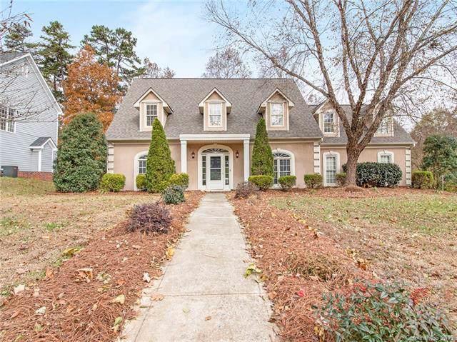 586 Highland Ridge Road, Mooresville, NC 28115 (#3569591) :: LKN Elite Realty Group | eXp Realty