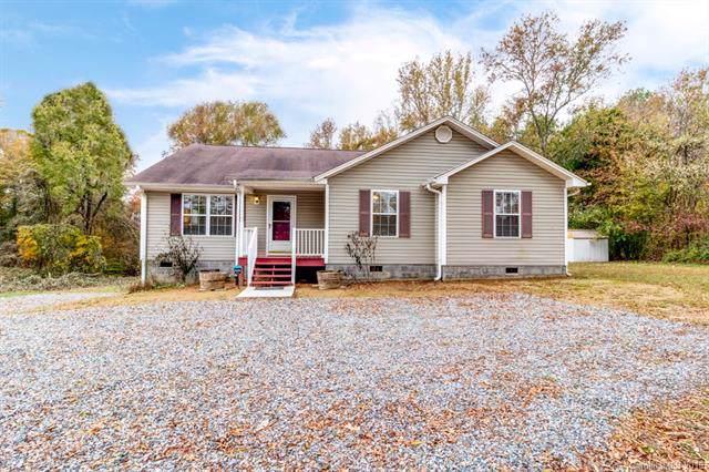 5711 Charlie Walker Road, Kannapolis, NC 28081 (#3569777) :: Cloninger Properties