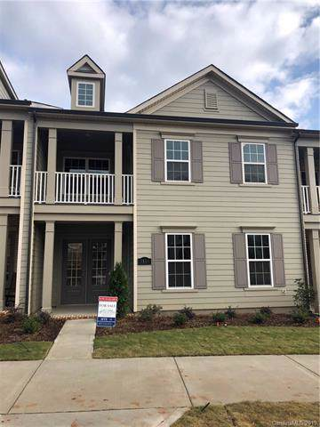 5811 Ardrey Kell Road #14, Matthews, NC 28105 (#3569790) :: Charlotte Home Experts