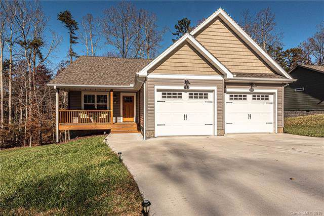 53 Parrot Road #7, Candler, NC 28715 (#3569792) :: Caulder Realty and Land Co.